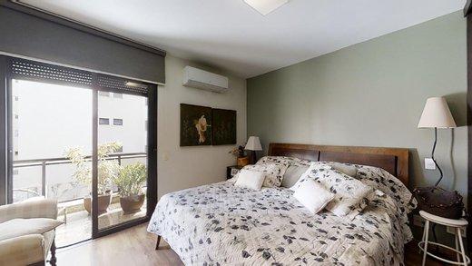 Quarto principal - Apartamento à venda Rua Luminárias,Vila Madalena, Zona Oeste,São Paulo - R$ 1.850.000 - II-10945-20426 - 31