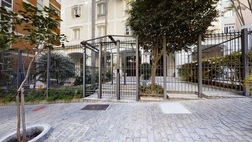 Fachada - Apartamento à venda Rua Bela Cintra,Jardim América, Centro,São Paulo - R$ 1.929.000 - II-10946-20427 - 5