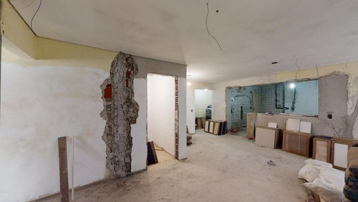 Living - Apartamento à venda Rua Bela Cintra,Jardim América, Centro,São Paulo - R$ 1.929.000 - II-10946-20427 - 15