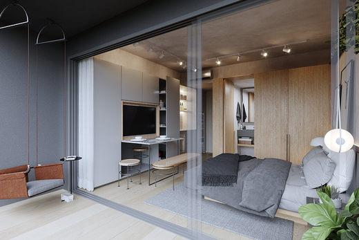 Dormitorio - Fachada - Arvo Rebouças - Breve Lançamento - 231 - 4