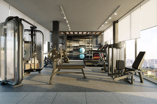 Fitness - Fachada - Arvo Rebouças - Breve Lançamento - 231 - 6