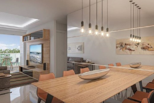 Living - Fachada - Exclusive Residence - 250 - 3
