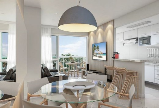 Living - Fachada - Exclusive Residence - 250 - 4