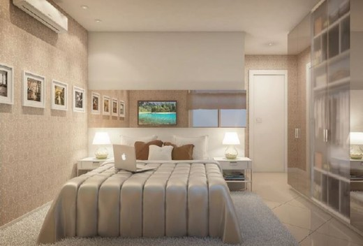Dormitorio - Fachada - Exclusive Residence - 250 - 8