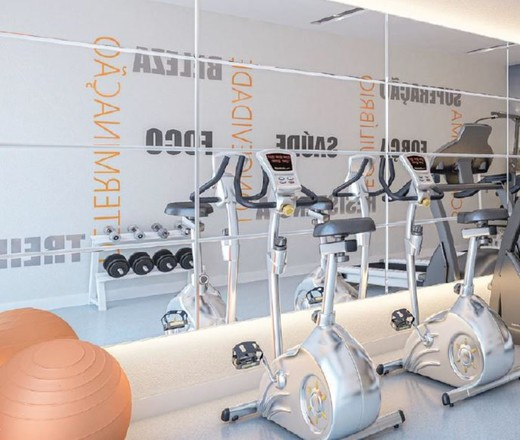 Fitness - Fachada - Exclusive Residence - 1490 - 13