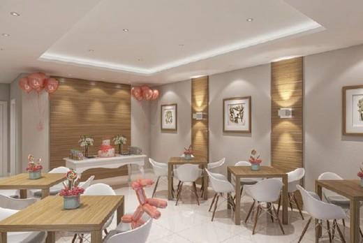 Salao de festas - Fachada - Exclusive Residence - 250 - 15