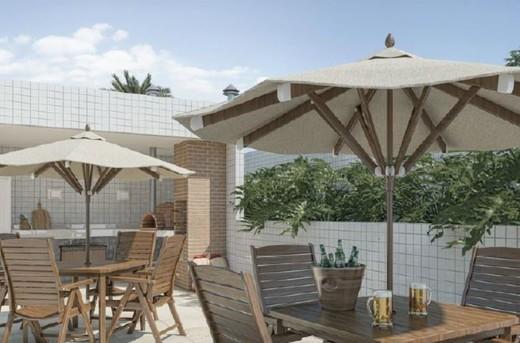 Churrasqueira - Fachada - Exclusive Residence - 250 - 17