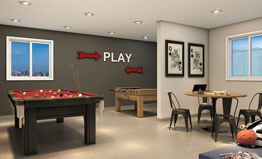 Sala de jogos - Fachada - Plug Morumbi - Breve Lançamento - 740 - 3