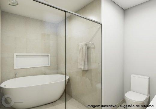 Banheiro - Apartamento à venda Alameda Itu,Jardim América, São Paulo - R$ 2.096.000 - II-6245-14727 - 1