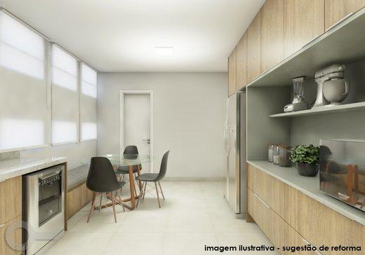 Cozinha - Apartamento à venda Alameda Itu,Jardim América, São Paulo - R$ 2.096.000 - II-6245-14727 - 3