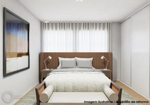 Quarto principal - Apartamento à venda Alameda Itu,Jardim América, São Paulo - R$ 2.096.000 - II-6245-14727 - 4