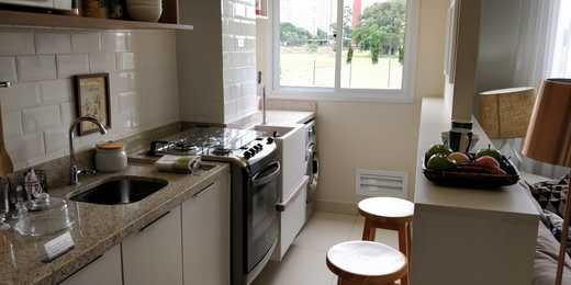 Cozinha - Fachada - Pátio Central - Cores - 742 - 14