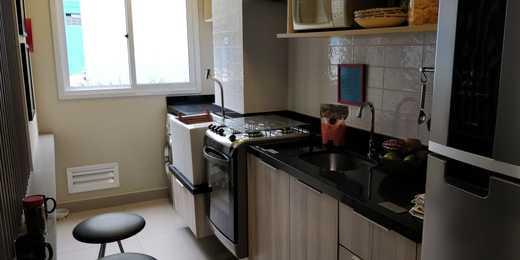 Cozinha - Fachada - Pátio Central - Cores - 742 - 13