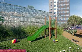 Playground - Fachada - Pátio Central - Cores - 742 - 26