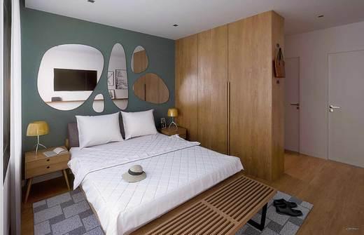 Dormitorio - Apartamento 4 quartos à venda Jardim Oceanico, Rio de Janeiro - R$ 1.682.197 - II-11118-20630 - 11