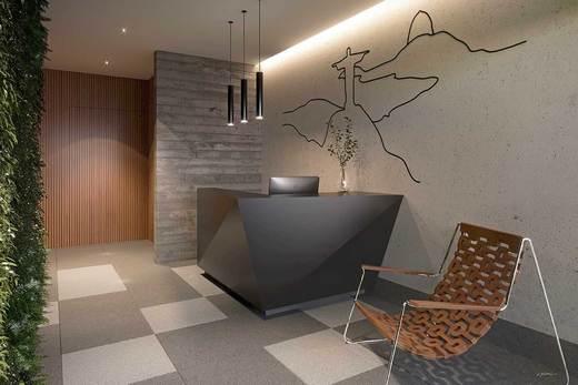 Hall - Apartamento 4 quartos à venda Jardim Oceanico, Rio de Janeiro - R$ 1.682.197 - II-11118-20630 - 5