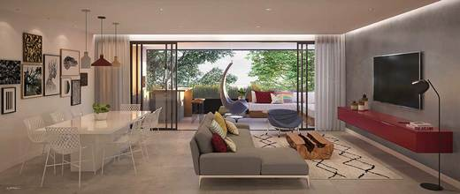 Living - Apartamento 4 quartos à venda Jardim Oceanico, Rio de Janeiro - R$ 1.682.197 - II-11118-20630 - 7