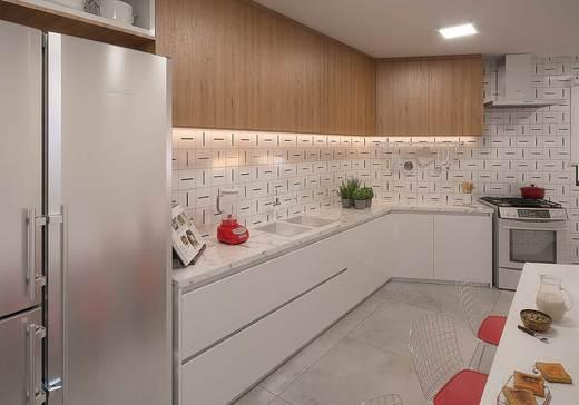 Cozinha - Apartamento 4 quartos à venda Jardim Oceanico, Rio de Janeiro - R$ 1.682.197 - II-11118-20630 - 9