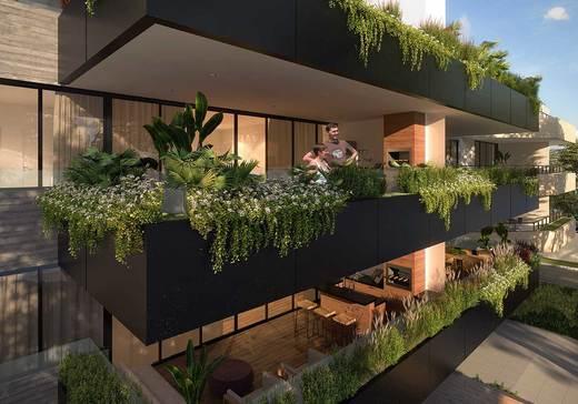 Fachada - Apartamento 4 quartos à venda Jardim Oceanico, Rio de Janeiro - R$ 1.682.197 - II-11118-20630 - 4