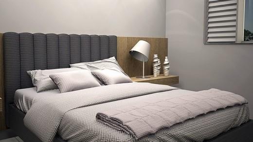 Dormitorio - Fachada - Liv Green - 254 - 5