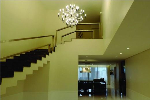 Living - Fachada - Casa 1 Condomínio Alphaville - 153 - 6
