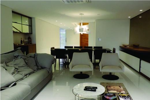 Living - Fachada - Casa 1 Condomínio Alphaville - 153 - 8