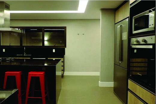 Cozinha - Fachada - Casa 1 Condomínio Alphaville - 153 - 10