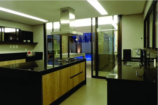 Cozinha - Fachada - Casa 1 Condomínio Alphaville - 153 - 12