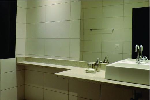 Banheiro - Fachada - Casa 1 Condomínio Alphaville - 153 - 16