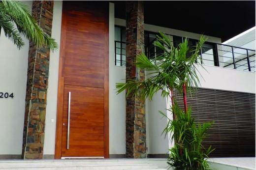 Fachada - Fachada - Casa 1 Condomínio Alphaville - 153 - 3