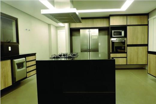 Cozinha - Fachada - Casa 1 Condomínio Alphaville - 153 - 11