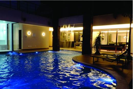 Piscina - Fachada - Casa 1 Condomínio Alphaville - 153 - 21