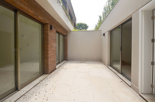 Terraco fundos - Fachada - Bothanica Thownhouses Apto Macela - 752 - 14