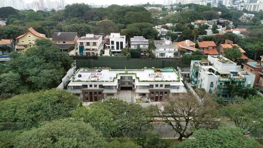 Vista aerea - Fachada - Bothanica Thownhouses Apto Macela - 752 - 26