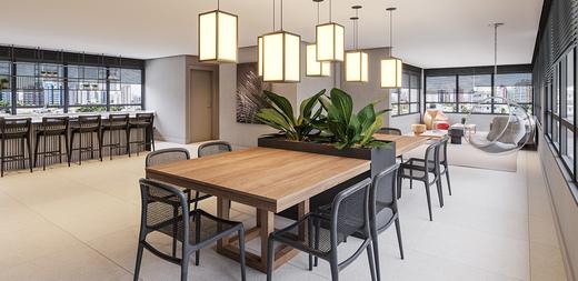 Lounge - Apartamento à venda Largo do Arouche,República, São Paulo - R$ 411.713 - II-11278-20843 - 7