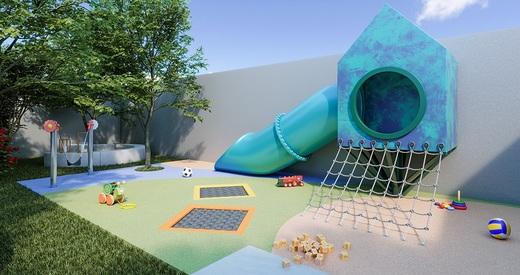 Playground - Apartamento à venda Largo do Arouche,República, São Paulo - R$ 411.713 - II-11278-20843 - 13