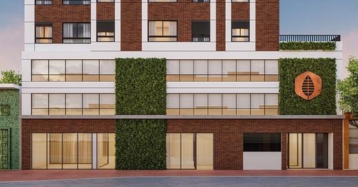 Fachada - Apartamento à venda Largo do Arouche,República, São Paulo - R$ 411.713 - II-11278-20843 - 3