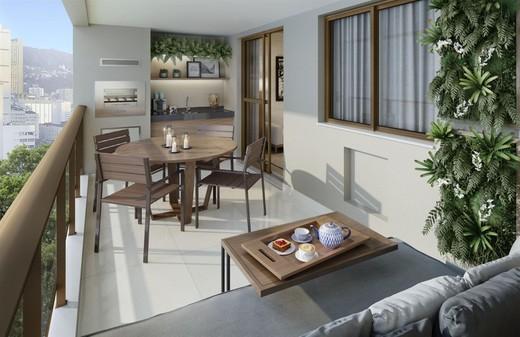 Varanda - Apartamento 2 quartos à venda Tijuca, Rio de Janeiro - R$ 655.345 - II-11280-20845 - 9
