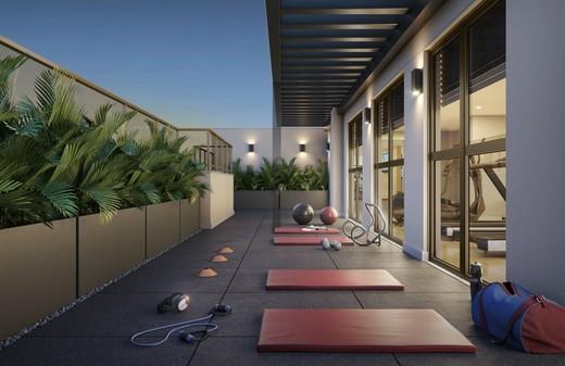 Fitness - Apartamento 2 quartos à venda Tijuca, Rio de Janeiro - R$ 655.345 - II-11280-20845 - 11