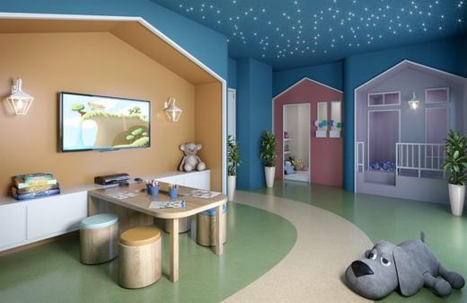 Espaco kids - Apartamento 2 quartos à venda Tijuca, Rio de Janeiro - R$ 655.345 - II-11280-20845 - 13