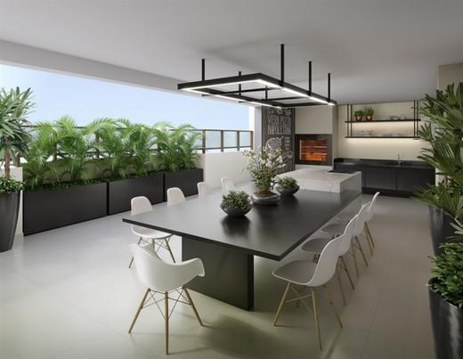 Churrasqueira - Apartamento 2 quartos à venda Tijuca, Rio de Janeiro - R$ 655.345 - II-11280-20845 - 17