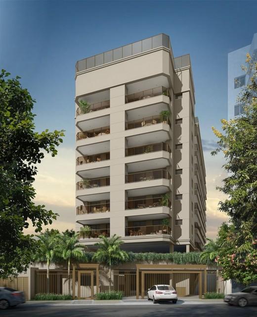 Fachada - Apartamento 2 quartos à venda Tijuca, Rio de Janeiro - R$ 655.345 - II-11280-20845 - 1