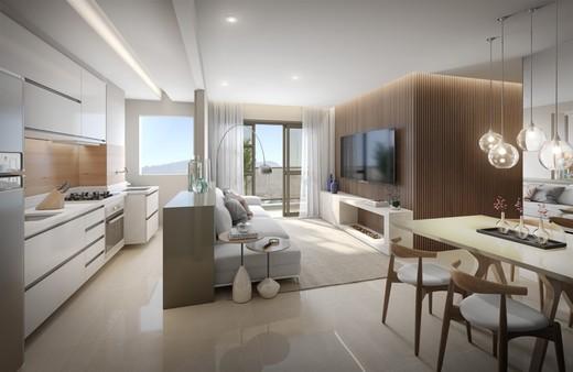 Living - Apartamento 2 quartos à venda Tijuca, Rio de Janeiro - R$ 655.345 - II-11280-20845 - 6