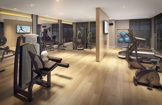Fitness - Apartamento 2 quartos à venda Tijuca, Rio de Janeiro - R$ 655.345 - II-11280-20845 - 10