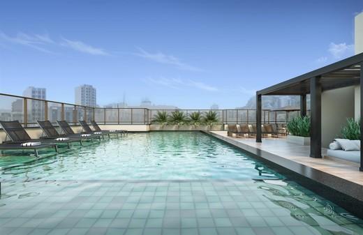Piscina - Apartamento 2 quartos à venda Tijuca, Rio de Janeiro - R$ 655.345 - II-11280-20845 - 18