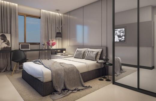 Dormitorio - Apartamento 2 quartos à venda Tijuca, Rio de Janeiro - R$ 655.345 - II-11280-20845 - 8