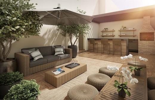 Churrasqueira - Apartamento 2 quartos à venda Tijuca, Rio de Janeiro - R$ 655.345 - II-11280-20845 - 16