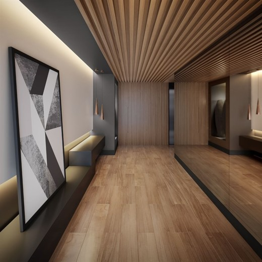 Hall - Apartamento 2 quartos à venda Tijuca, Rio de Janeiro - R$ 655.345 - II-11280-20845 - 4