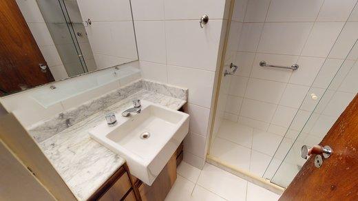 Banheiro - Apartamento 2 quartos à venda Lagoa, Rio de Janeiro - R$ 1.650.000 - II-11527-21101 - 3