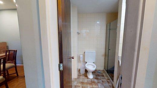 Banheiro - Apartamento 2 quartos à venda Lagoa, Rio de Janeiro - R$ 1.650.000 - II-11527-21101 - 4